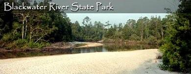 The Blackwater River flows through Baker, Florida.