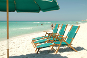 Destin has beautiful sugar-white beaches,